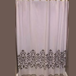 Other - White shower curtain